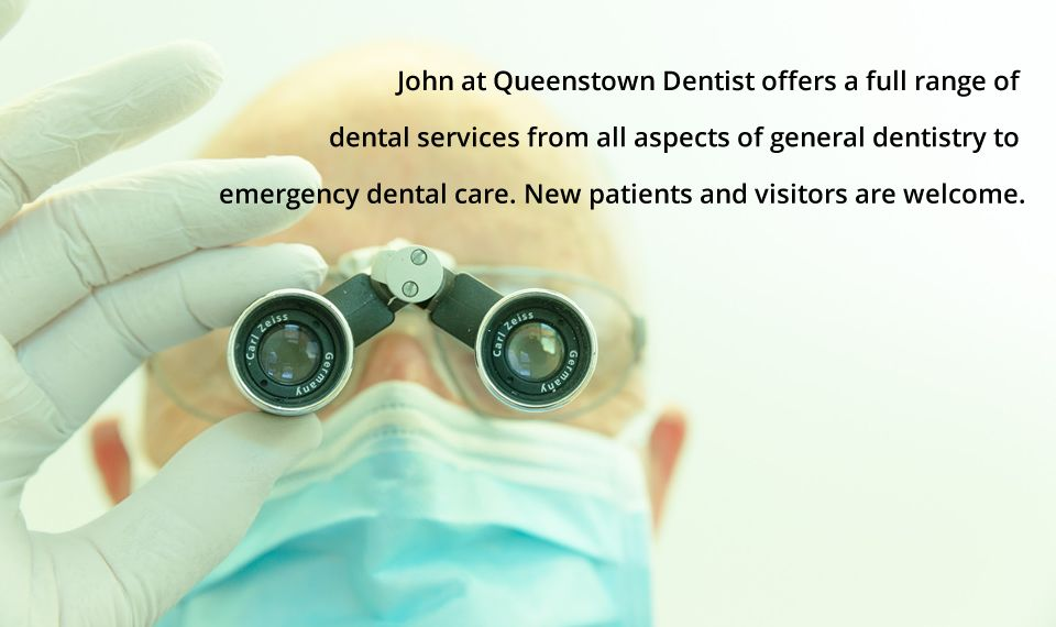 Queenstown Dentist John Molloy